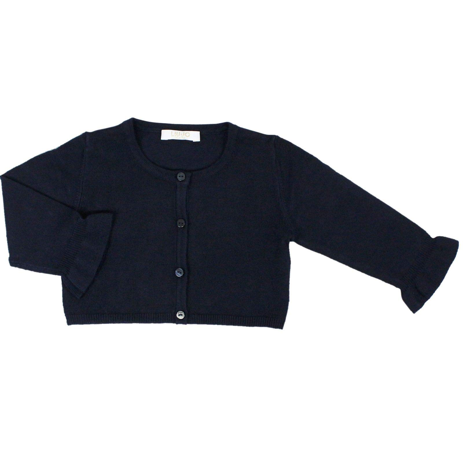 Liu Jo Luxury Fashion Baby-Girls Cardigan Summer Blue by Liu Jo