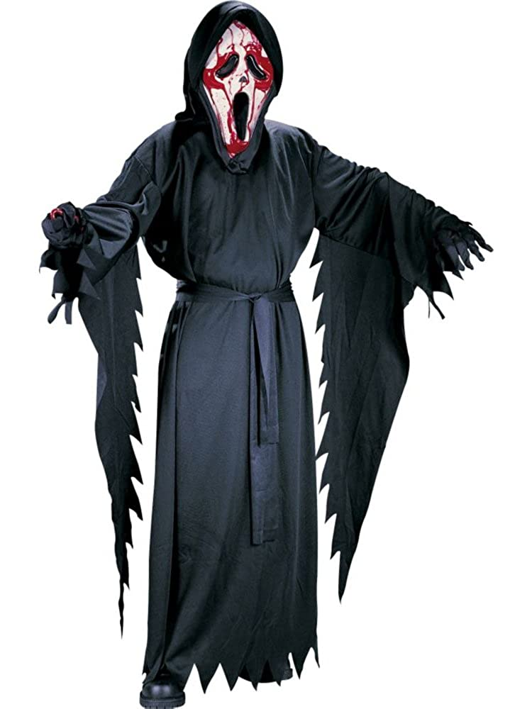 Fun World - Scream Bleeding Ghost Face Child Costume