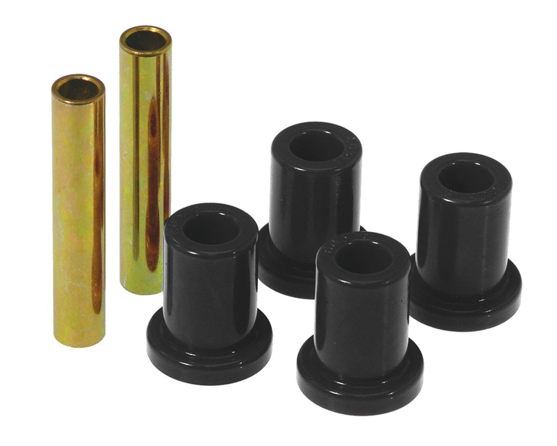 Prothane 7-801-BL Black Front Frame Shackle Bushing Kit
