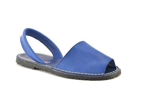 Sandali blu per donna Conbuenpie Venta De Bajo Precio En Línea Venta De Bajo Precio bIqsCZwd