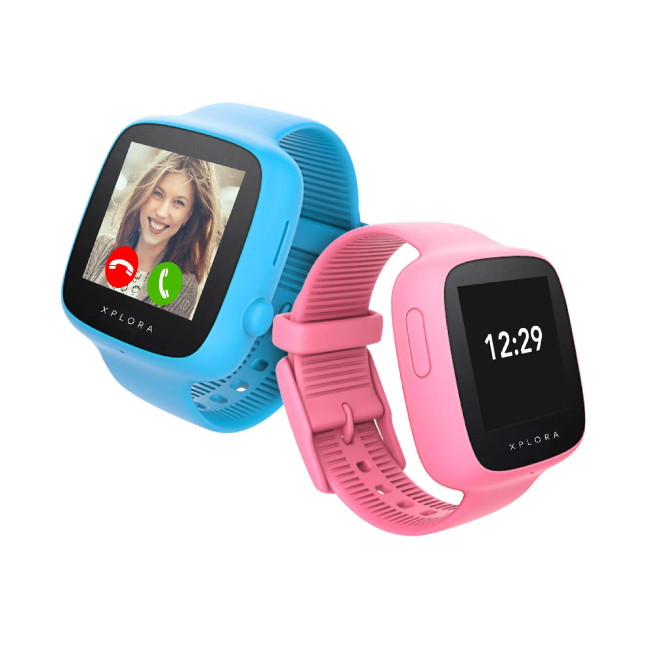 Telekom Xplora Go Kids - Reloj Inteligente, Color Rosa: Amazon.es ...
