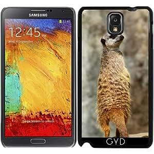 Funda para Samsung Galaxy Note 3 (GT-N9500) - Suricata by WonderfulDreamPicture