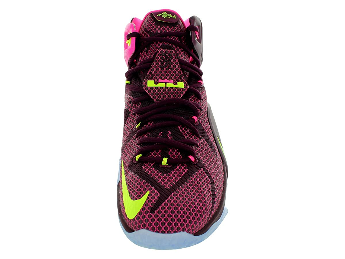 Amazon.com | Nike Lebron XII Mens Basketball Shoes 684593-607 | Basketball