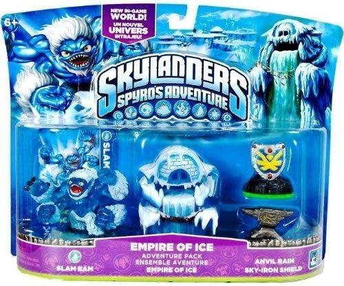Activision Skylanders: Spyros Adventure - Empire Of Ice Adventure ...