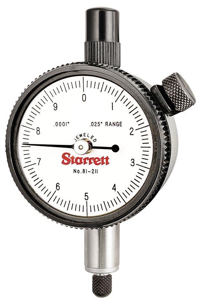 Starrett 81-211J Dial Indicator