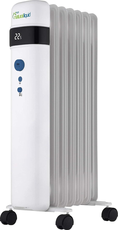 Bastilipo 2475 H2O Natural Liquid-EcoFluid-7-Radiador de Fluido 100% ecológico con WiFi y 1000W de potencia-Naturalliquidh2o