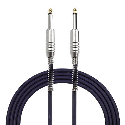 SOLOOP Cable de guitarra – la mejor Premium – Cable de instrumento – 6,35