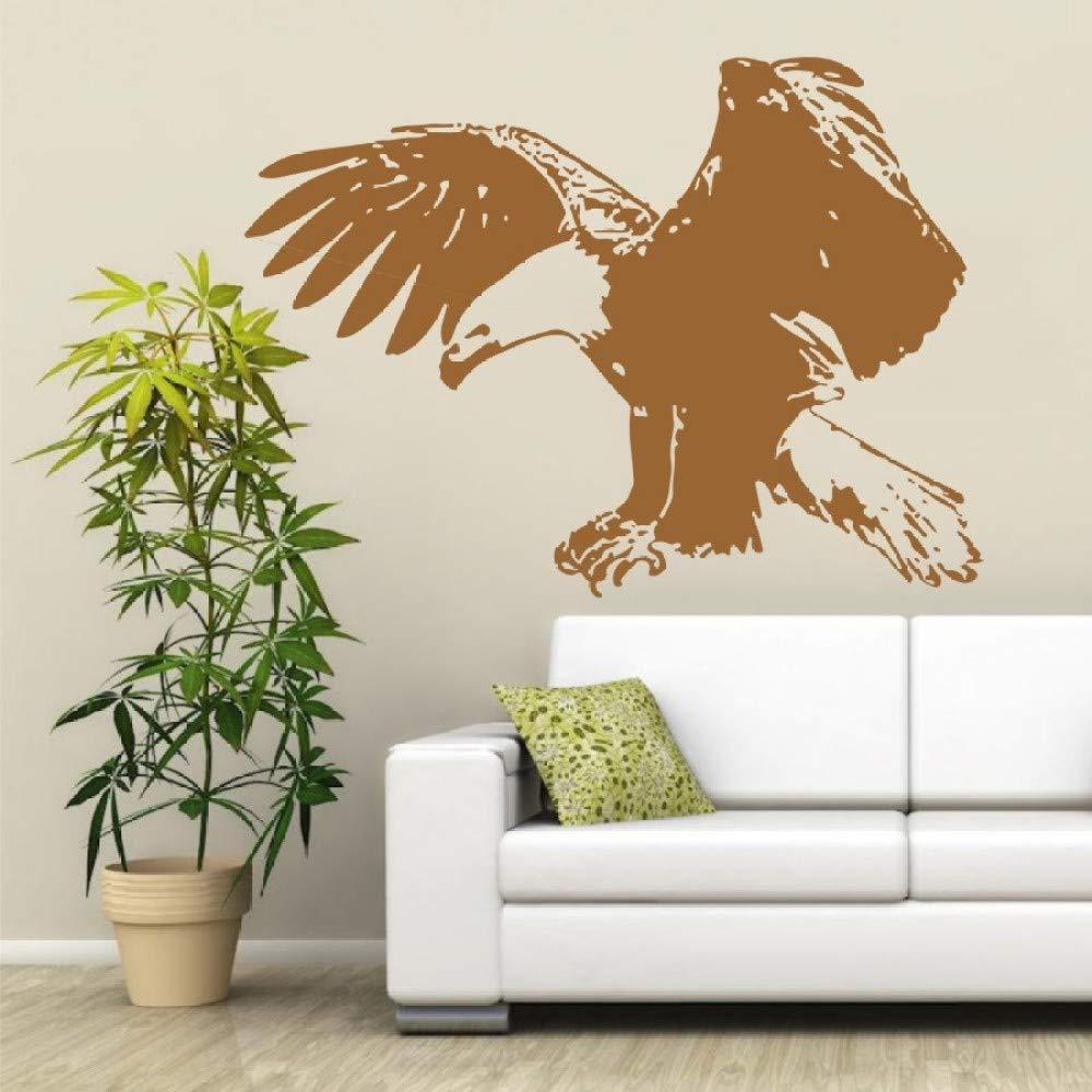 Zaosan Más vendidos Volando águila Pegatinas de Pared de ...