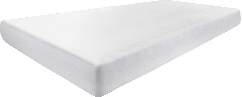 Dormisette Q304, Sábana ajustable Stretch (estirable) de molton, 120/190 cm a 140/210 cm, para grosores de colchones de hasta aprox.