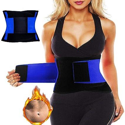 fajas para adelgazar abdomen y cintura funcionando