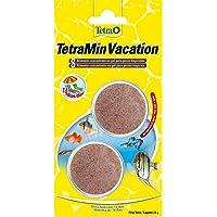Tetra Tetramin Vacation 24gTetra Para Todos Os Tipos de Peixe Todas As Fases,