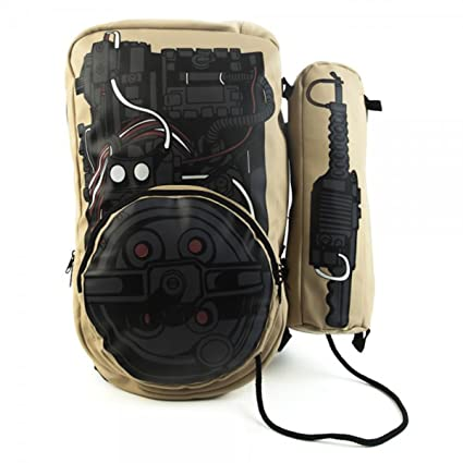 70acc79ba9a Amazon.com: Ghostbusters Proton Back Pack (Standard): Sports & Outdoors