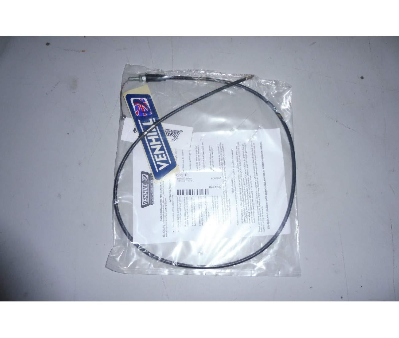 Compatible avec BMW R45 R65 R75 R80 R90-CABLE ACCELERATEUR TIRAGE-888010