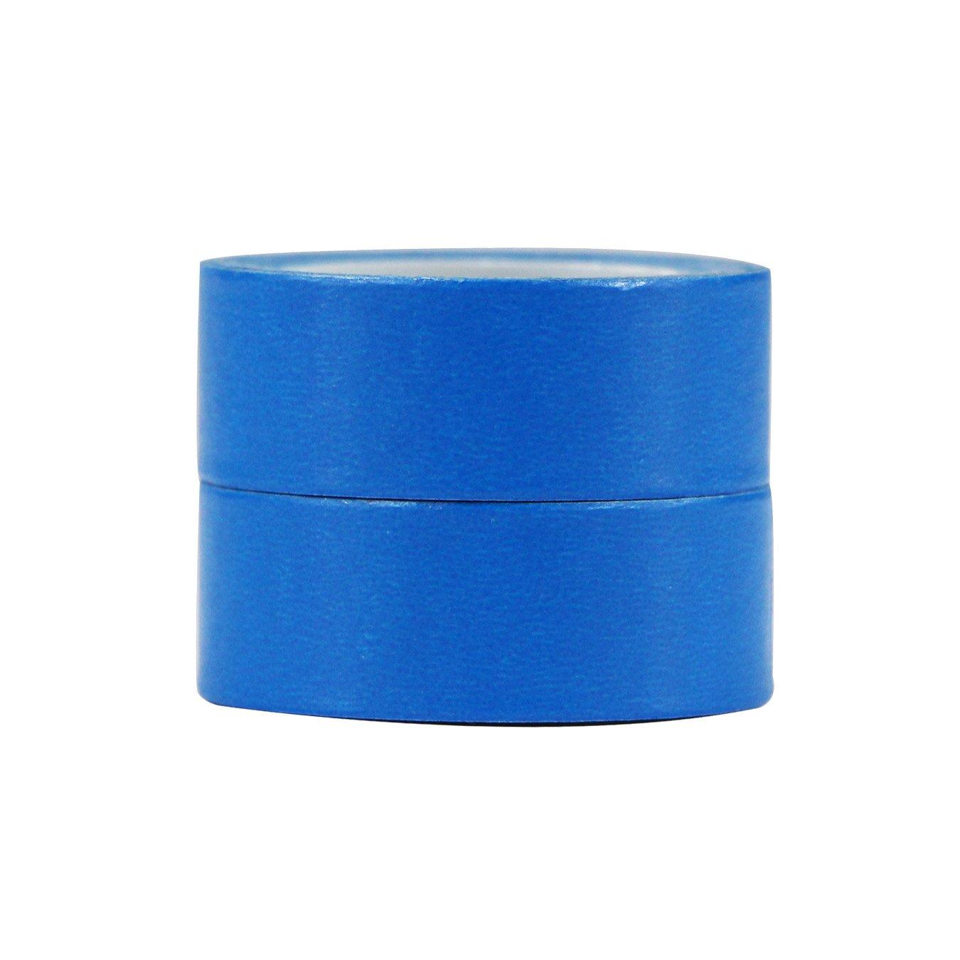 UOOOM 2 rouleaux 10m x 15mm Washi Tape Ruban Adh/ésif Papier D/écoratif Masking tape Scrapbooking dor/é