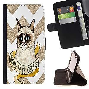 King Case - FOR LG OPTIMUS L90 - Truth of heart - Prima caja de la PU billetera de cuero con ranuras para tarjetas, efectivo Compartimiento desmontable y correa para la mu?eca