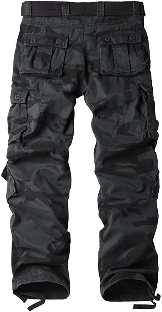 Pantaloni MUST WAY Cargo Uomo