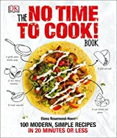 The No Time to Cook! Book Front Cover
