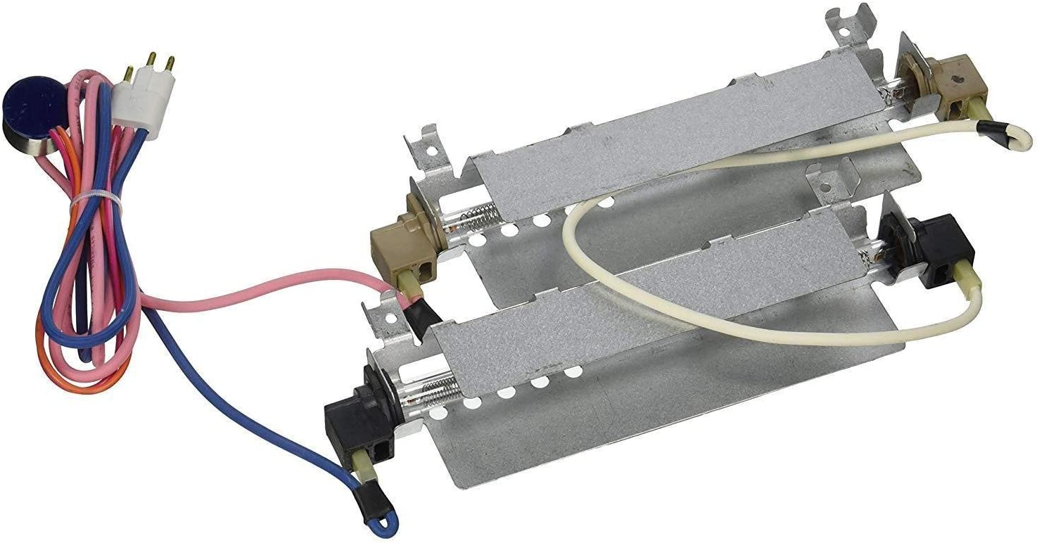 WR51X442 for GE Refrigerator Defrost Heater w/Thermostat Asm AP2071464 PS303933 defrost heater kit