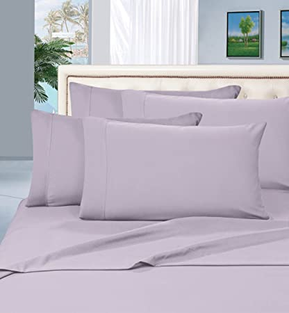 Merveilleux Elegant Comfort 6 Piece Wrinkle Resistant 1500 Thread Count Egyptian  Quality Ultra Soft Luxurious Bed