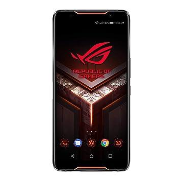 ASUS ROG Phone ZS600KL 【日本正規代理店品】ゲーミングスマートフォン(SIMフリー)/ZS600KL-BK512S8(8GB/512GB/802.11ad対応/冷却ユニット付属) ZS600KL-BK512S8/A