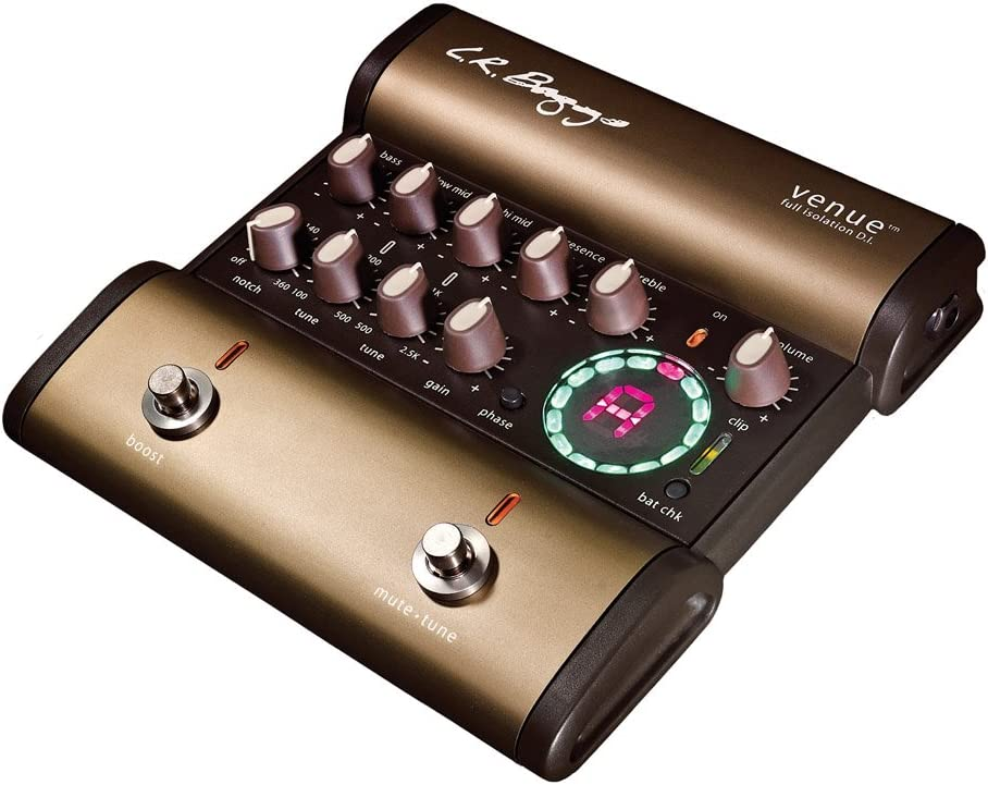 Top 10 Best Guitar Preamp Pedal Reviews in 2020 6