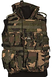 SaySure OTV Tactical Vest Body Armor with Pouch
