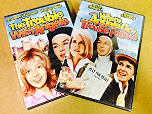 The Trouble with Angels / Where Angels Go, Trouble Follows DVD