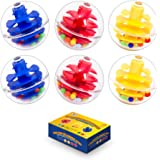 Activity and Replacement Balls for Baby and Toddlers - Ball Ramp Toy Ball Extras for More Action