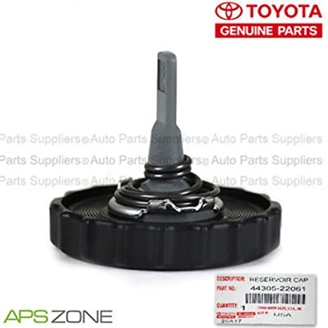 Amazon Genuine Toyota Power Steering Reservoir Cap Automotive. Genuine Toyota Power Steering Reservoir Cap. Toyota. 1998 Toyota Tacoma Pick Up Steering Parts Diagram At Scoala.co
