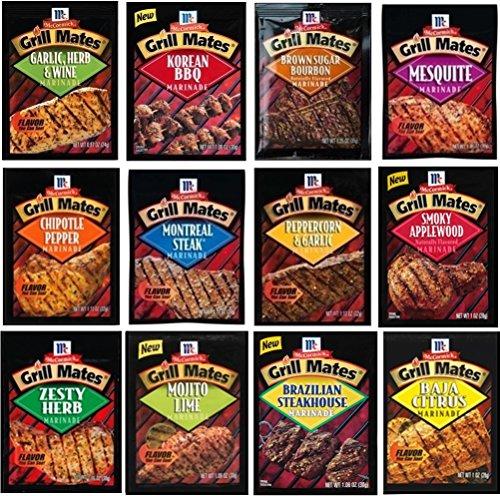 McCormick Grill Special Marinades Seasoning