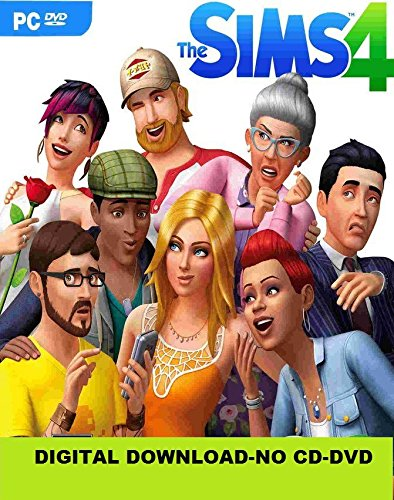 The Sims 4 (PC Code) pc game india 2020