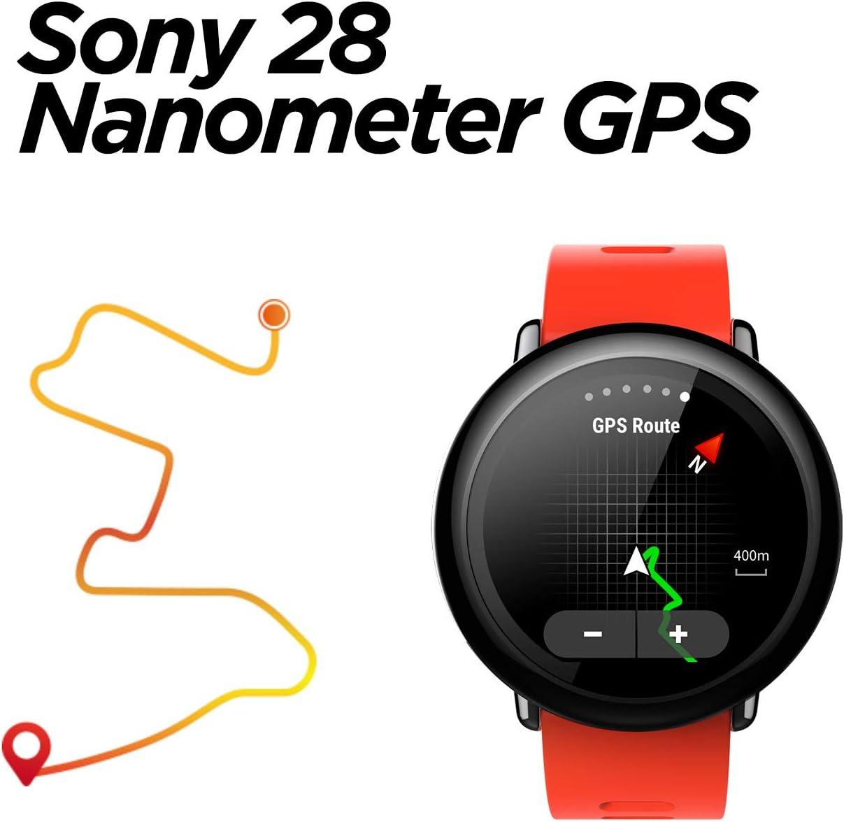 Amazfit Pace - GPS