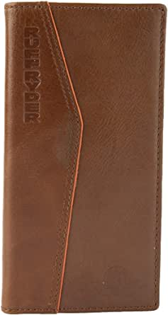 Ruff Ryder Wallet for Men, Brown, RR-38049P