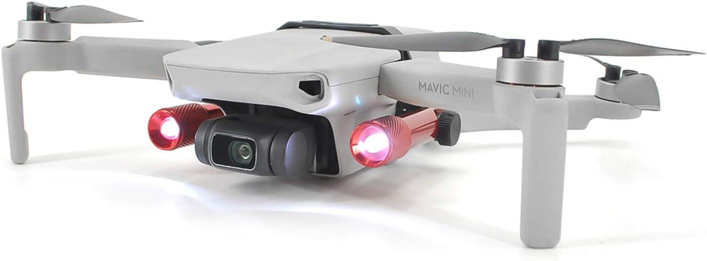 Details about  /For DJI Mavic Mini Drone Night Flight Accessories LED Light Mount New B2AM