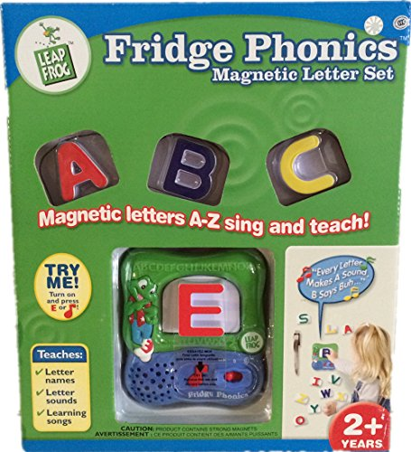 LeapFrog: Fridge Phonics Magnetic Letter Set by LeapFrog Toys
