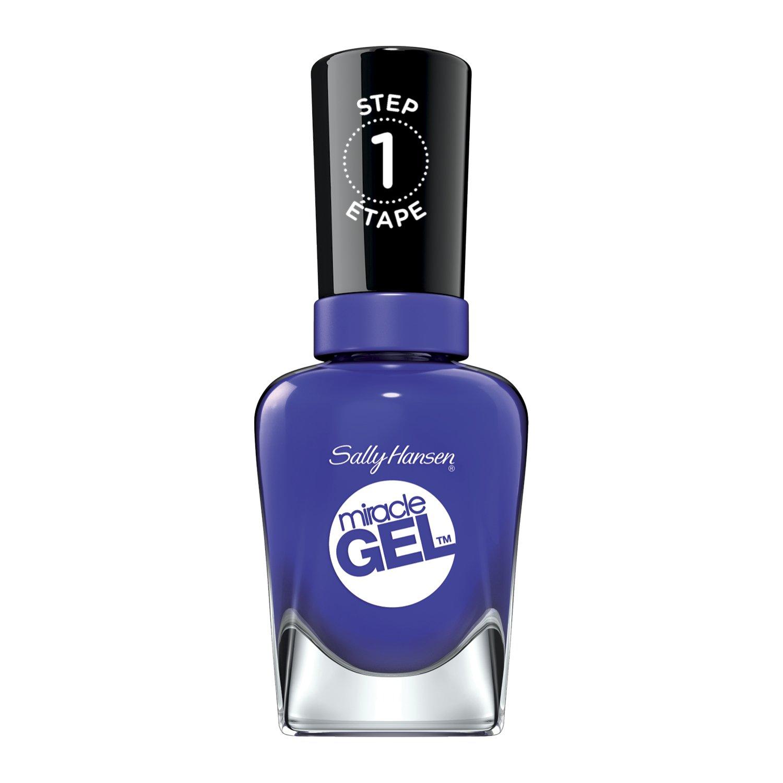 Sally Hansen Miracle Gel Punk-ish Purple, .5 Oz, Pack Of 1