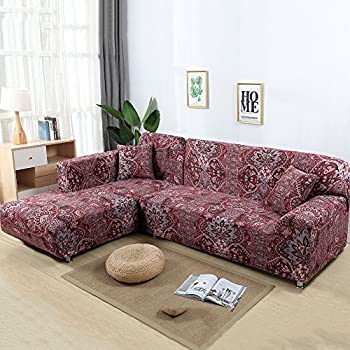 Fantastic Amazon Com Gxxd Bohemian Style Cotton Slipcover Sofa Anti Gamerscity Chair Design For Home Gamerscityorg