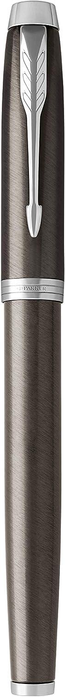 schwarze Lackierung mit Chromzierteilen, PARKER IM-Kugelschreiber 1931665