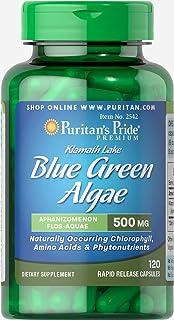 Alga Klamath 500 mg 120 cápsulas