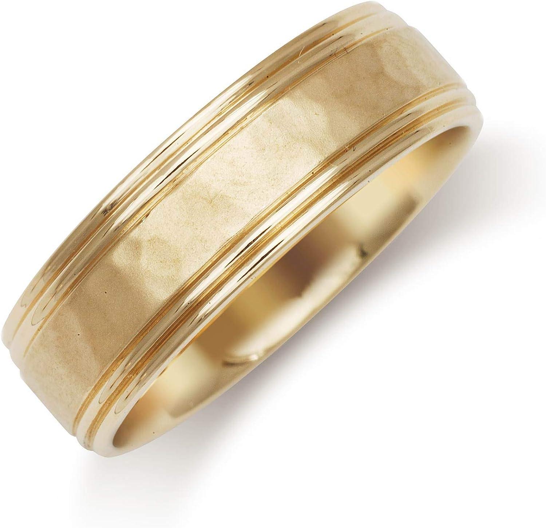 14k WHITE GOLD COMFORT FIT MEN/'S//WOMEN/'S WEDDING /&ANNIVERSARY BAND RING SZ 3-14
