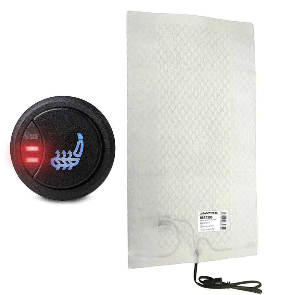 Ampire sedili HEAT300-3G, commutabile a 3 stadi con controllo di temperatura 12V