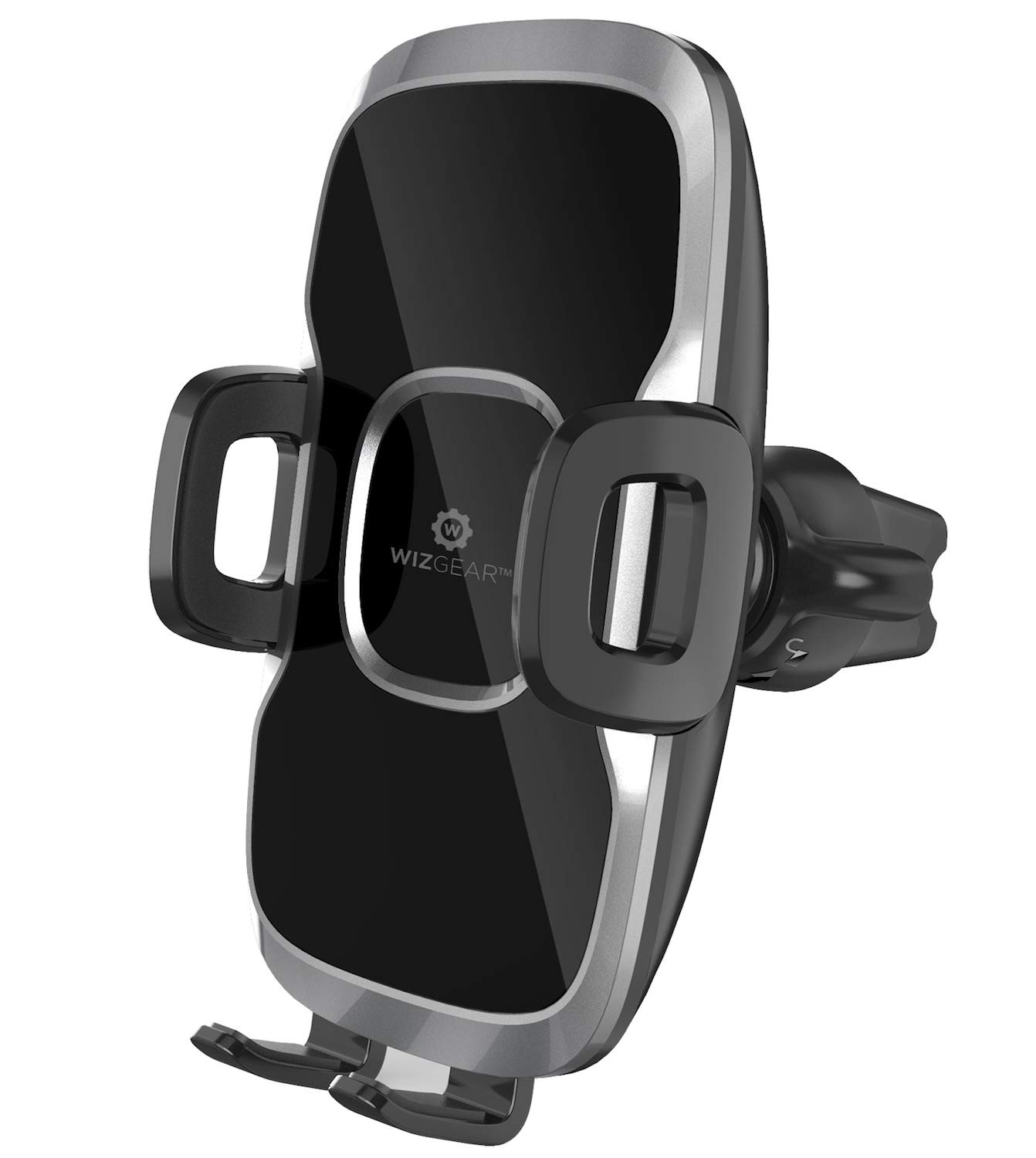 Phone Holder for Car, WizGear Air Vent Swift-Grip Phone Holder for Car, Cell Phone Car Mount Air Vent Holder for Any Smartphone with Twist Lock Base by WizGear