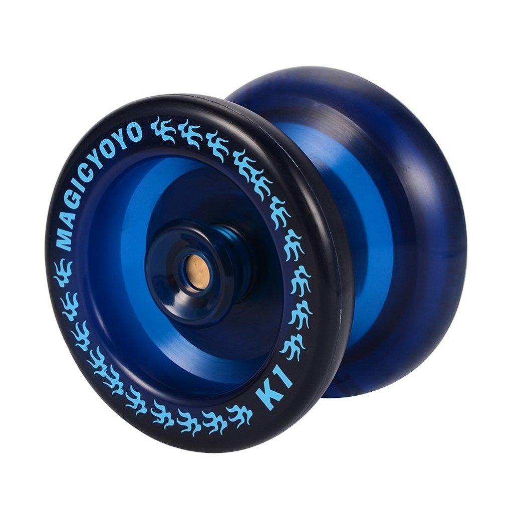Azul N8 KESOTO Juguete de Yoyo Profesional Juego de Deporte para Desarrollo de Habilidad Motora de Ni/ños