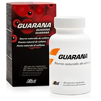 Abs Guaraná Power 334 mg - 60 Cápsulas