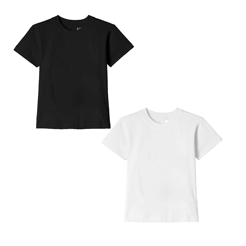 d8ab0dd2 Plain White Childrens T Shirts - raveitsafe