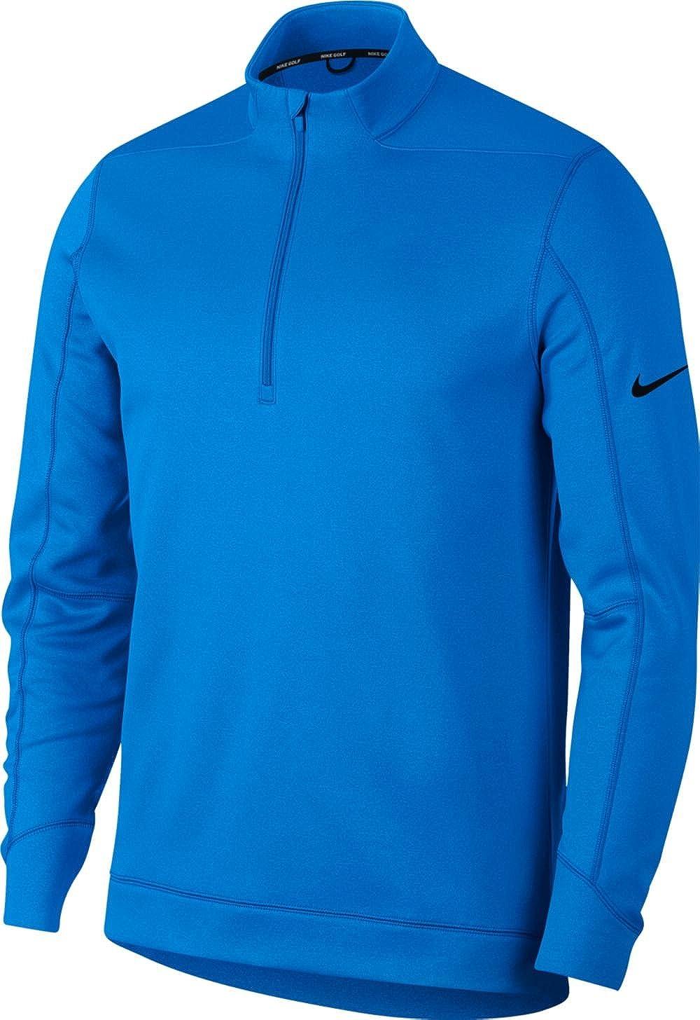 Bleu noir L Nike Sweat-Shirt de Sport Homme