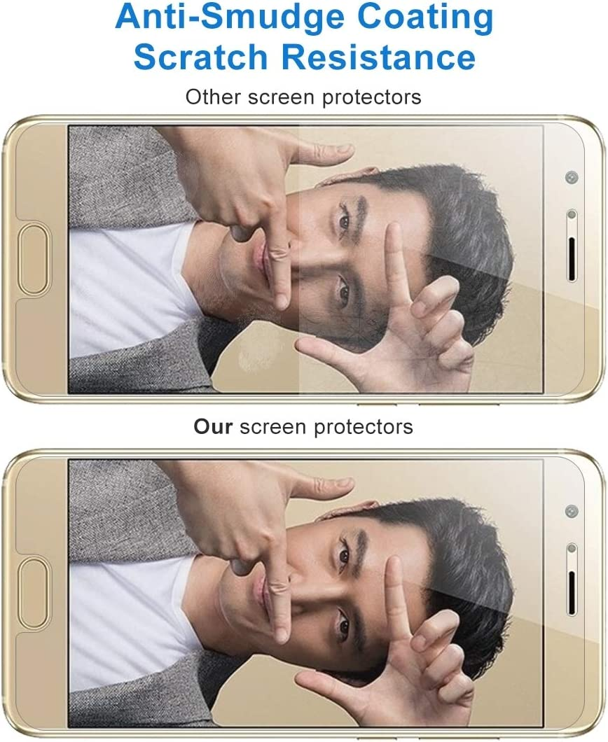 YSH Cell Phone Accessories 100 PCS for Huawei Honor 9 0.26mm 9H Surface Hardness 2.5D Curved Edge Tempered Glass Screen Protector Screen Protector for Huawei