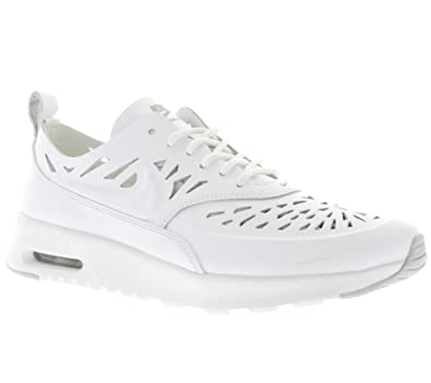 finest selection 77fcd 04530 ... NIKE Womens W Air Max Thea Joli White Grey Mist Leather Size 6.5 ...