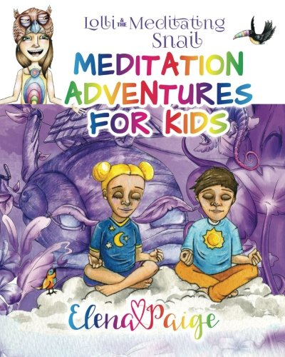 Lolli Meditating Snail Meditation Adventures product image