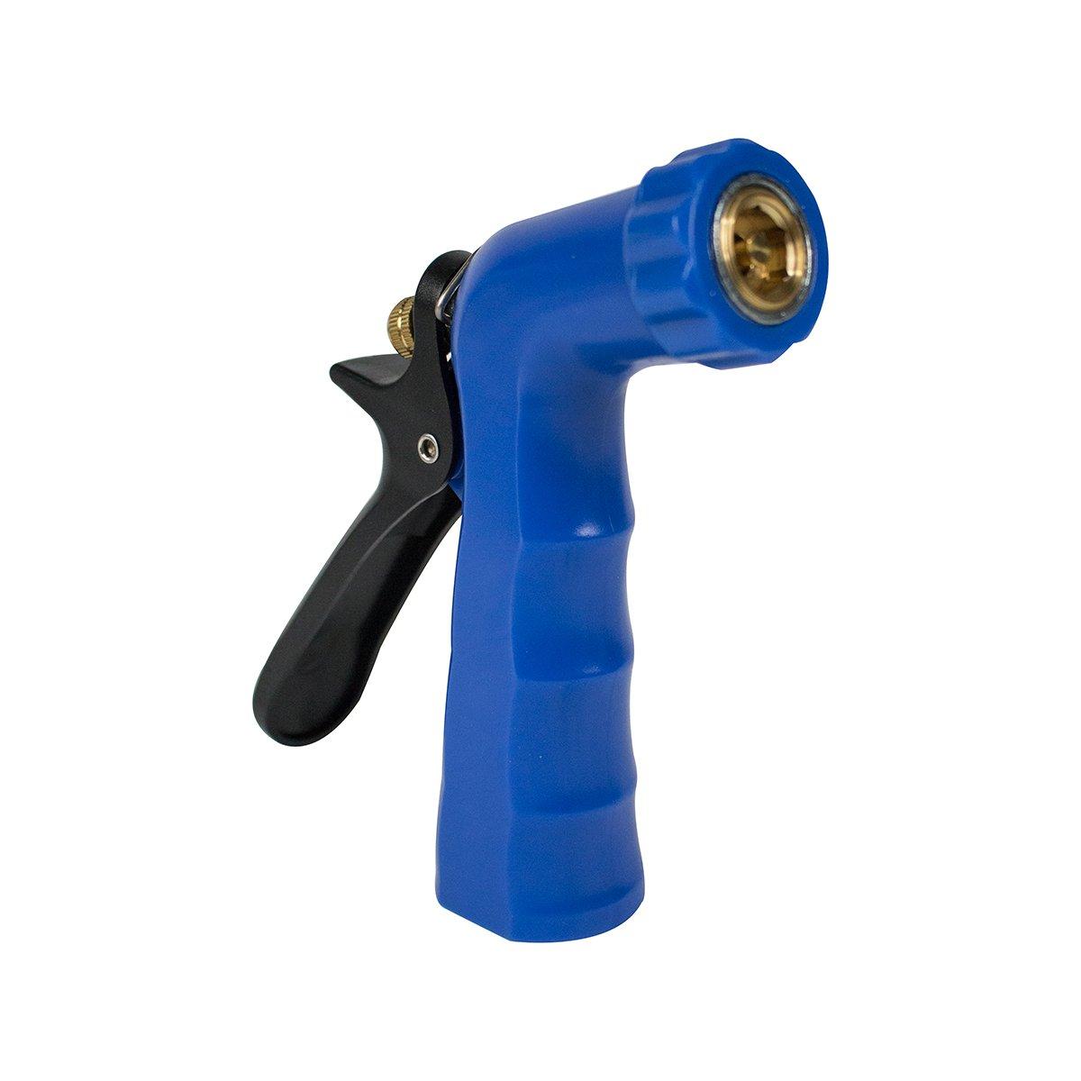 UltraSource-509484 Hose Spray Nozzle, Threaded, 100 psi, Blue